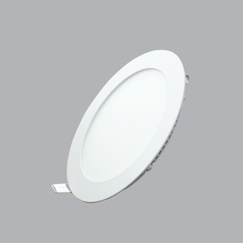 Đèn led panel RPL-6T Mpe 6w loại tròn âm ánh sáng trắng, kích thước ø120 mm, lỗ đục : ø105mm | Chợ Mua Bán Thiết Bị Công Nghiệp