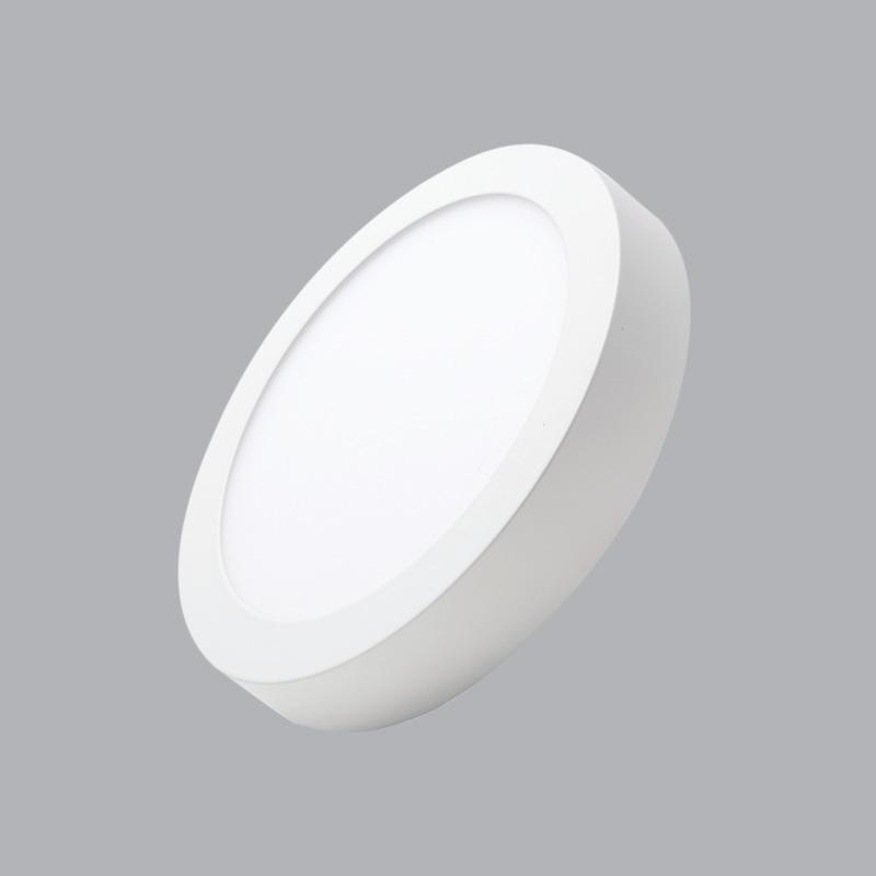 Đèn led panel tròn nổi 6w ,ánh sáng trắng, kích thước ø120 × 35mm SRPL-6T Mpe | Chợ Mua Bán Thiết Bị Công Nghiệp
