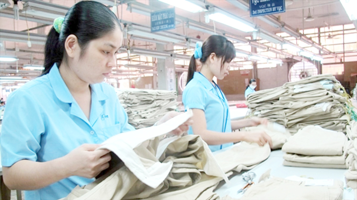Cơ hội cho xuất khẩu hàng dệt may: Bốn cơ hội cho ngành dệt may Việt Nam