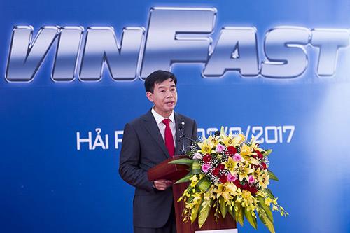 Vingroup sản xuất ôtô - giấc mơ xe hơi của người Việt