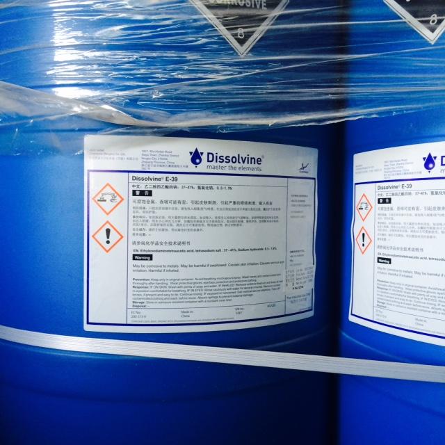 Bán Dissolvine E39 - Edta hà lan dạng nước