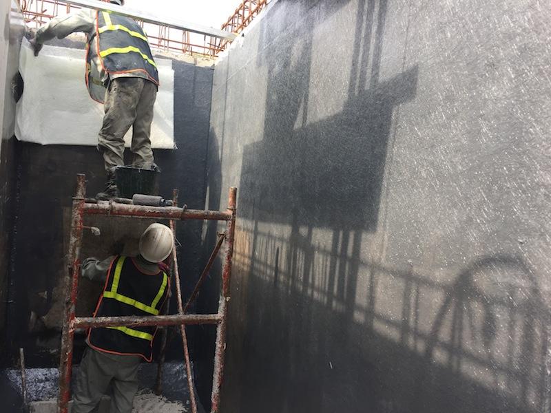 Bọc phủ Composite FRP chống ăn mòn trên mọi bề mặt bê tông sắt thép