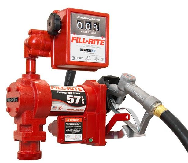 Bơm xăng dầu FILL-RITE. Model: FR2411