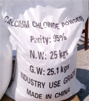 CaCl2 - Canxi clorua