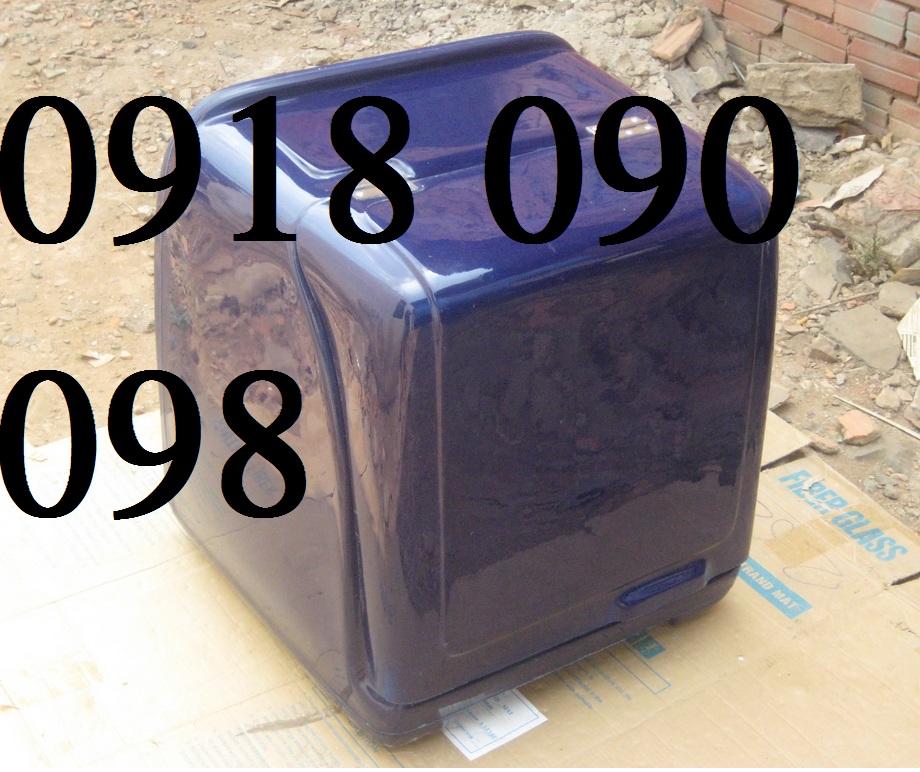 Chuyên cùng cấp thùng giao hàng , thùng chở hàng mỹ phẩm, thùng tiếp thị hàng ,xe thu gom rác