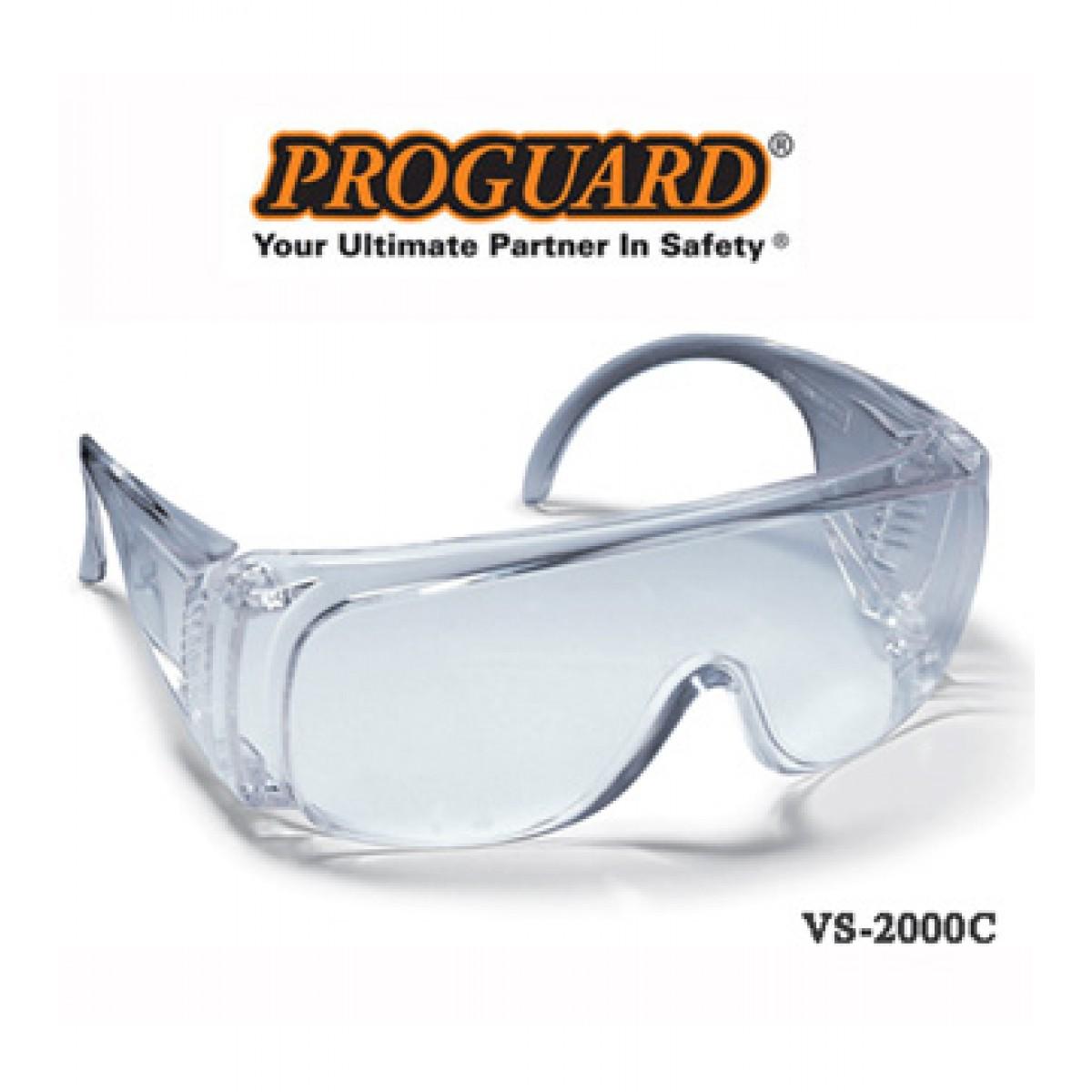 Cung cấp kính bảo hộ lao động Proguard VS 2000-C tại TP Hồ Chí Minh