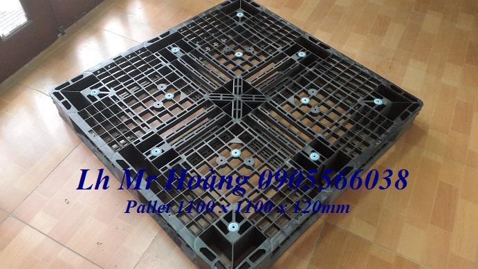 Cung cấp Pallet nhựa, kệ kê hàng, thùng nhựa, sóng nhựa giá cực rẻ tại Đà Nẵng, Huế, Quảng Nam.