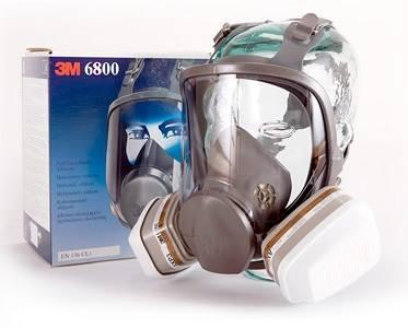 Cung cấp sỉ lẻ mặt nạ chống độc 3M 6800 ở thành phố Hồ Chí Minh
