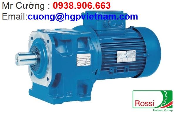 Đại lý hộp giảm tốc ROSSI cung cấp hàng tốt giá cạnh tranh tại Việt Nam