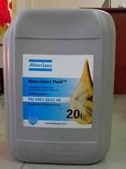 Dầu Atlas Copco 4000 - 6000 h