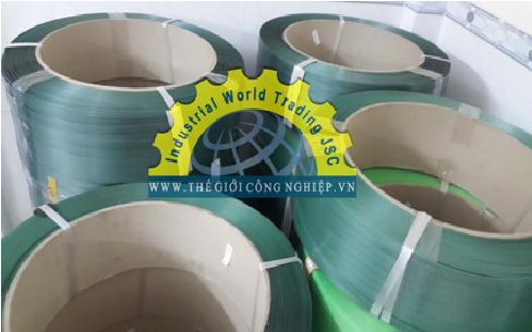 Dây đai nhựa PET Polyester Plastic strapping
