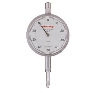 Đồng hồ so cơ 0,01mm, 17, Peacock