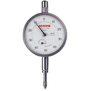 Đồng hồ so cơ 0.01mm, 57B, Peacock
