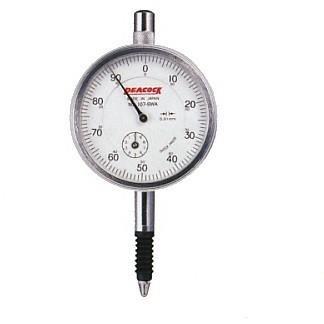 Đồng hồ so cơ 0,01mm, 107-SWA, Peacock