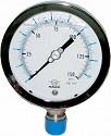 đồng hồ đo áp suất dầu HAWK GAUGE, model 27l