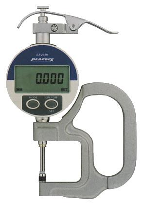 Đồng hồ đo độ dày, G2-257M , Peacock
