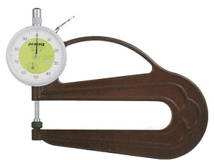 Đồng hồ đo độ dày, H-0.4N, Peacock