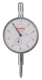 Đồng hồ so cơ 0,01mm,107-DX, Peacock