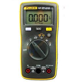 Đồng hồ vạn năng, 107, FLuke, Digital Multimeter