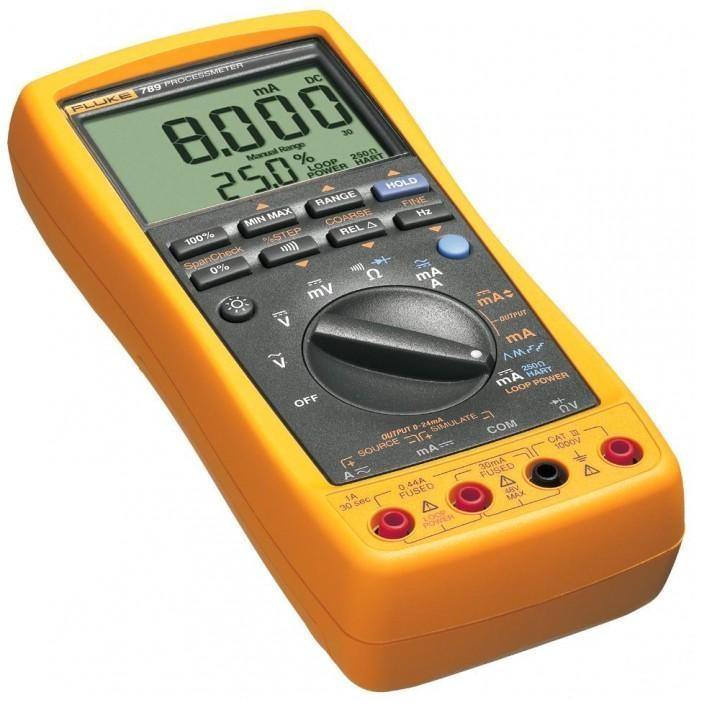Đồng hồ vạn năng, 789, FLuke, Digital Multimeter
