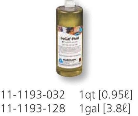 Dung Dịch Giải Nhiệt IsoCut Fluid Dùng Cho Máy Cắt Có Tốc Độ Nhỏ Hơn 500 vòng/Phút,Model 11-1193-032, Buehler
