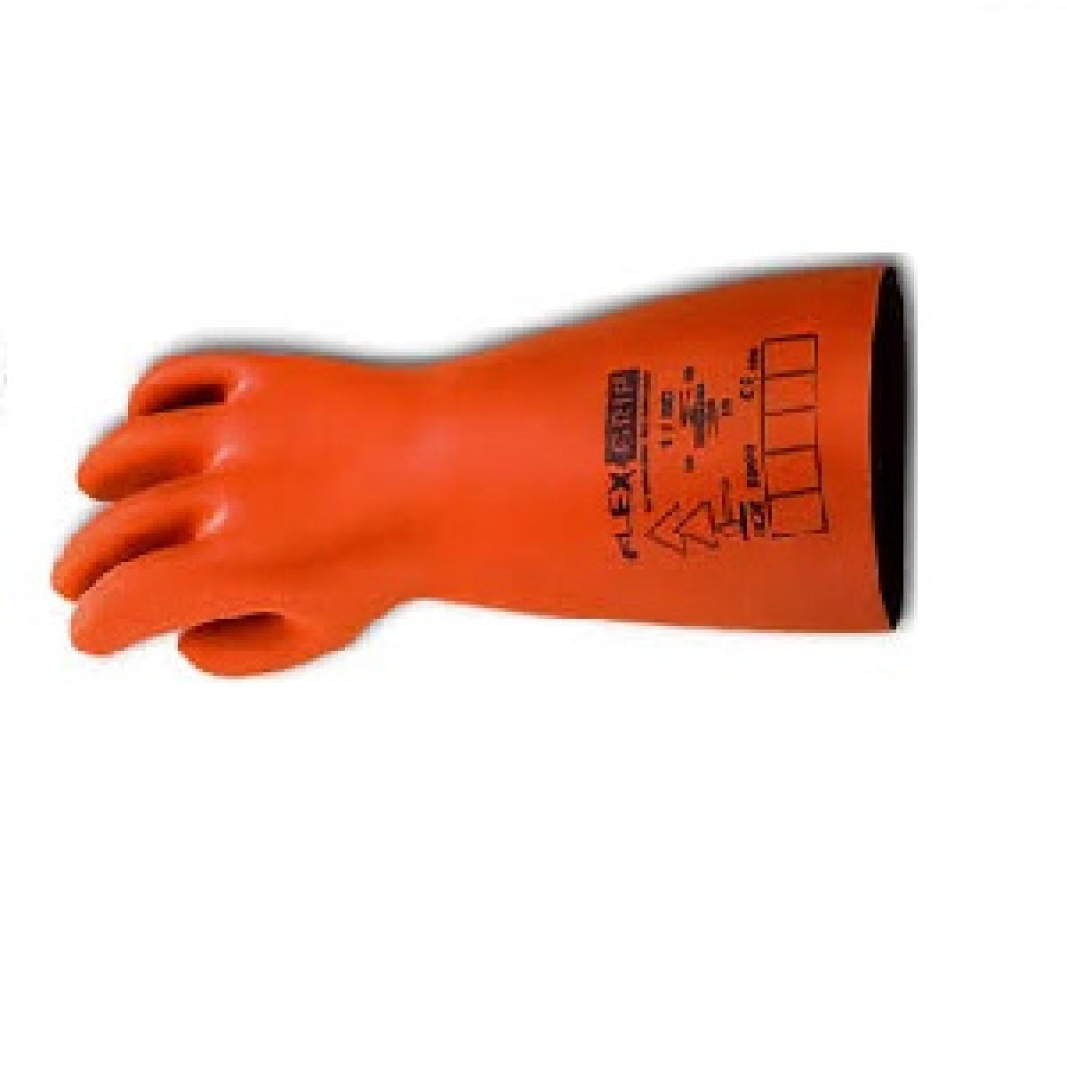 Găng tay cao su cách điện cao áp 35KV