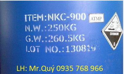 Hóa chất SDMC Sodium Dimethyl Dithiocarbamate