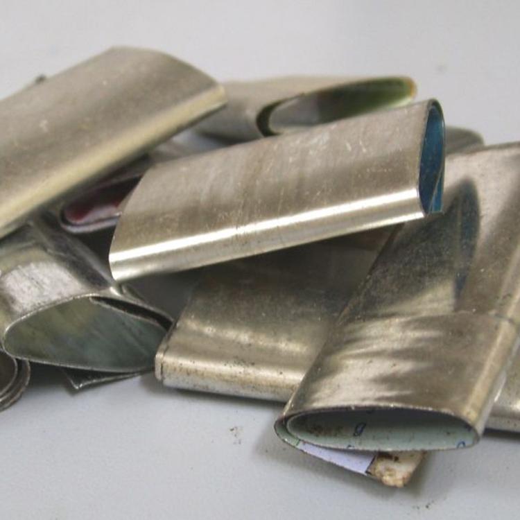 Khóa đai bọ sắt 2 lớp đóng đai nhựa TGCN Seals and buckles