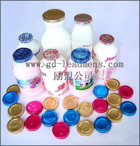 Màng nắp, nhôm dùng cho ngành sữa