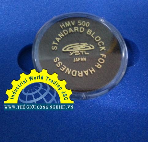Mẫu chuẩn độ cứng kim loại MicroVicker HMV, HMV series, YAMAMOTO, MicroVicker Hardness Block