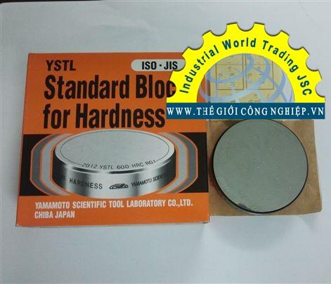Mẫu chuẩn độ cứng kim loại Vicker HV, HV series, YAMAMOTO, Vicker Hardness Block