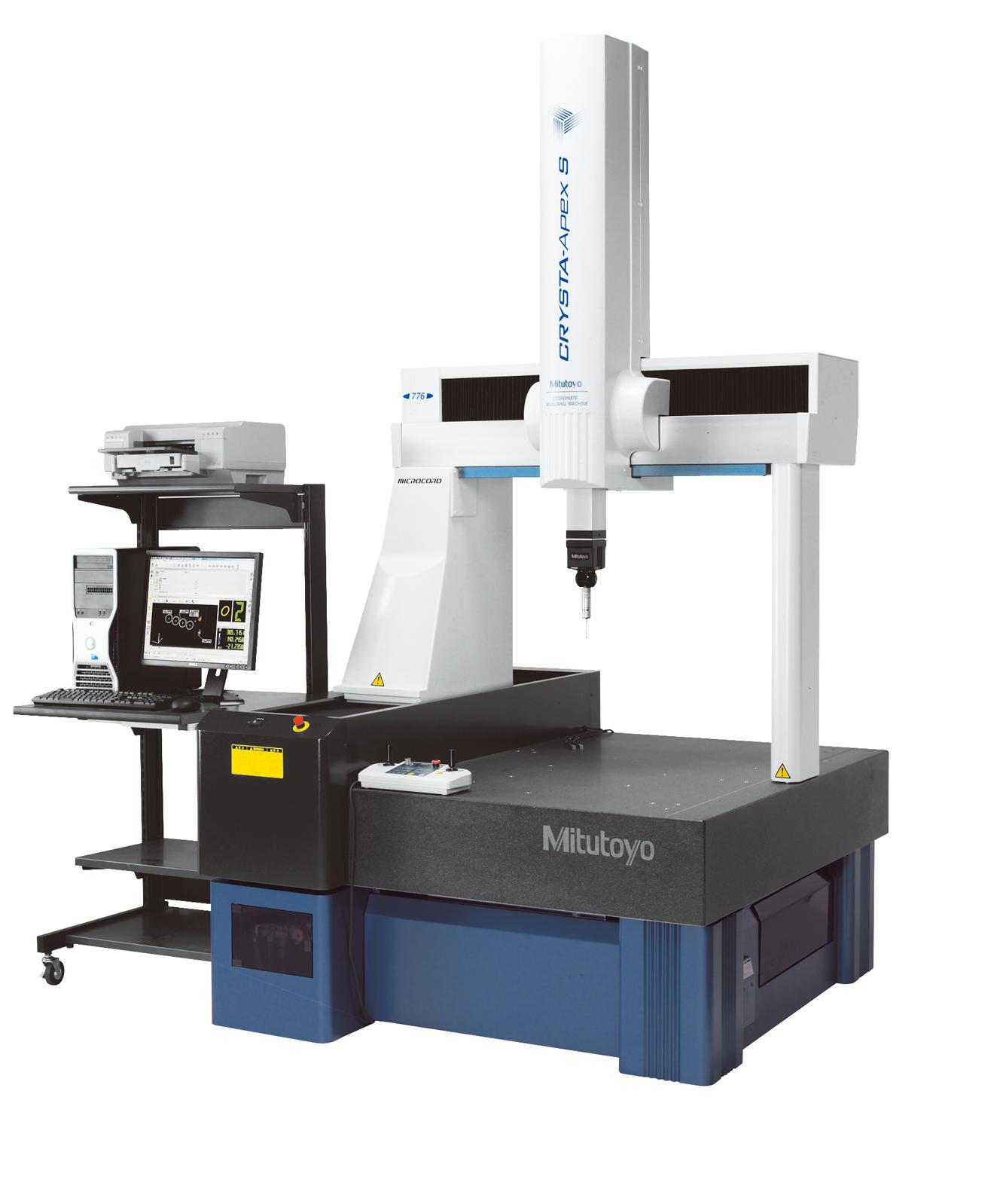 Máy đo ba chiều, CRYSTA-Apex S54, Mitutoyo