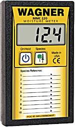 Máy đo độ ẩm gỗ MMC 220