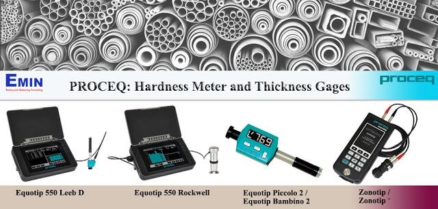 Máy đo độ cứng Proceq