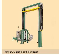 Máy đóng đai bán tự động MH-BGU Plastic strapping machines