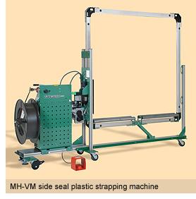Máy đóng đai bán tự động MH-VM Signode Plastic strapping machines