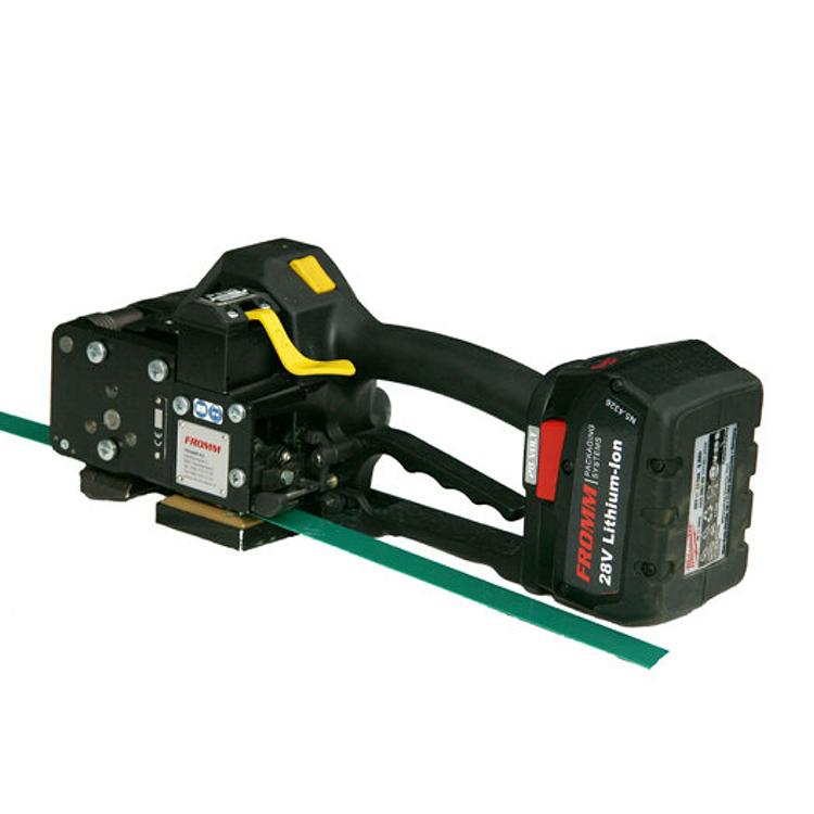 Máy đóng đai nhựa dùng pin P330, Fromm, Battery powered combination