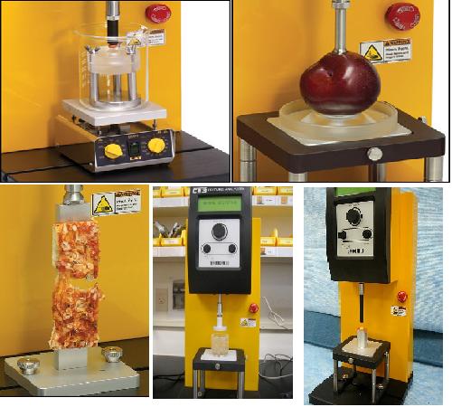 Máy kiểm tra tính chất thực phẩm