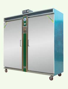 Máy làm giá đỗ cho sản lượng 100kg/ ngày.