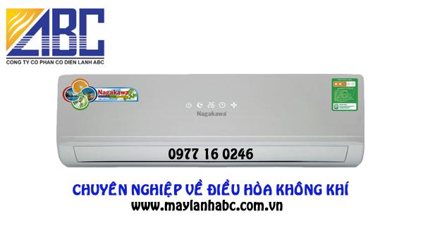 Máy lạnh Nagakawa Model mới nhất (SK) giá rẻ nhất TPHCM