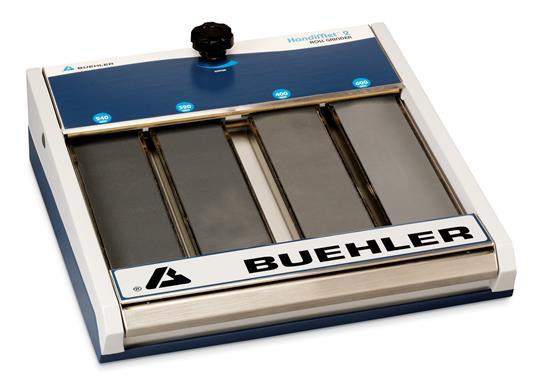 Máy mài dạng băng tải 4 băng Handimet - Abrasive Belt machines Handimet
