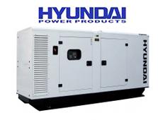Máy phát điện và bộ lưu điện Hyundai