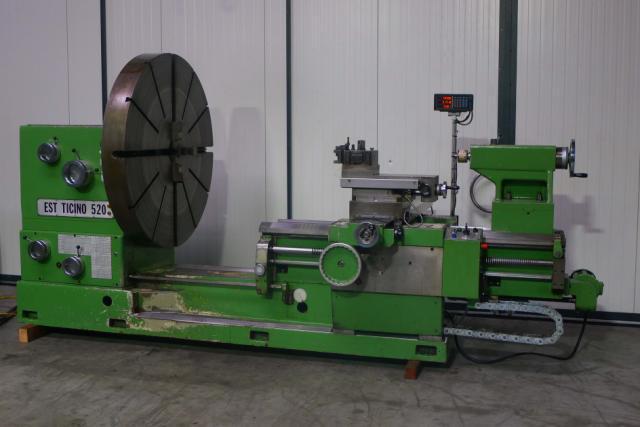 Máy tiện EST Ticino 520