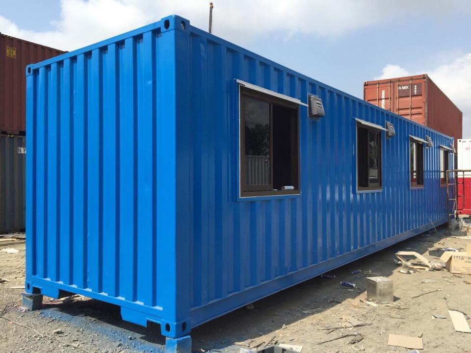 Mua bán và cho thuê container văn phòng