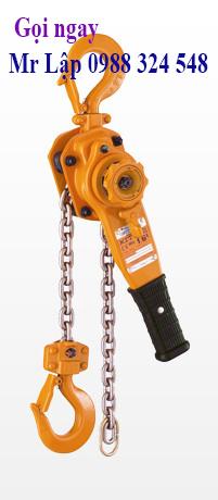 Pa lăng lắc tay Kito Nhật Bản, Kito lever chain block