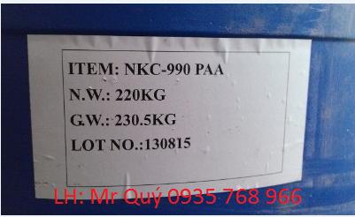 PAA (Polyacrylic Acid)