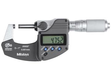 Panme đo ngoài điện tử, 293-230, Mitutoyo