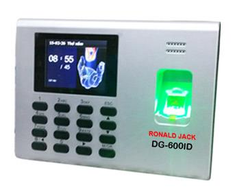 RONALD JACK DG600 - Máy chấm công vân tay
