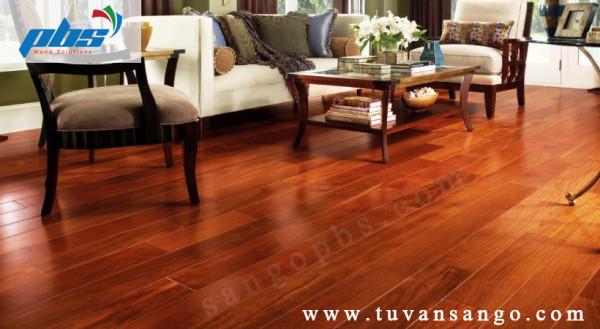 Sàn gỗ tự nhiên PBS
