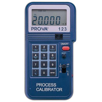 Thiết bị đo dòng điện, tần số, nhiệt độ Prova-123 TES Việt Nam
